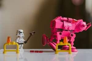 lego robot Daniel Cheung @danielkcheung